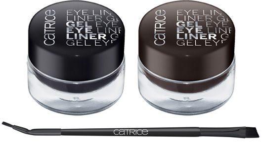 Gel Eye Liner – 010 Black Jack with Jack Black