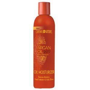 Moisturizer with Argan Oil from Morocco