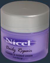 Nicel Daily Repair Vitamin A Retinol Cream