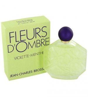 Jean-Charles Brosseau – Fleurs D'Ombre- Violette-Menthe