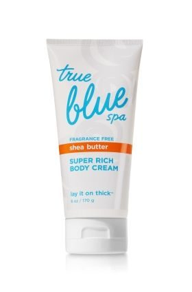 True Blue Spa Lay It On Thick Shea Butter Body Cream