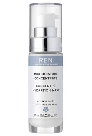 Max moisture concentrate
