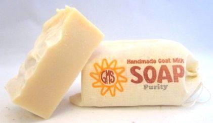 Goat Milk Stuff- Purity Soap