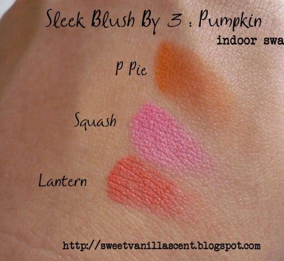 Blush By 3 Palette – Pumpkin