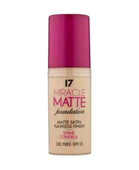 17 Miracle Matte Foundation