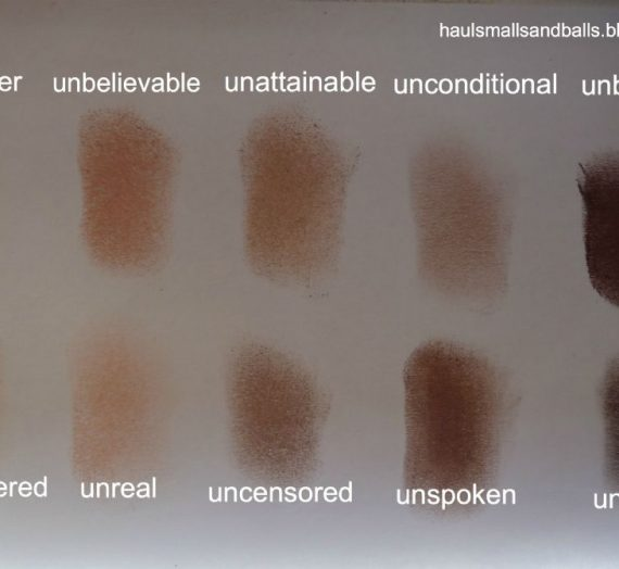 Unzipped Eyeshadow Palette [DISCONTINUED]