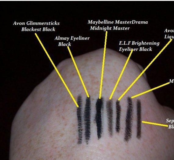 Glimmersticks Liqui-glide in black