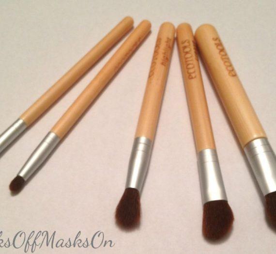 6 Piece Eye Brush Set (5 brushes,1 case)