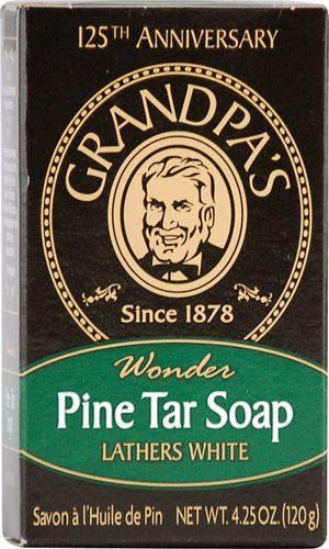 Grandpa's – Pine Tar Soap