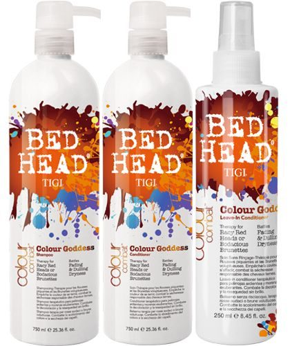 Bed Head Colour Combats Colour Goddess Leave-In Conditioner