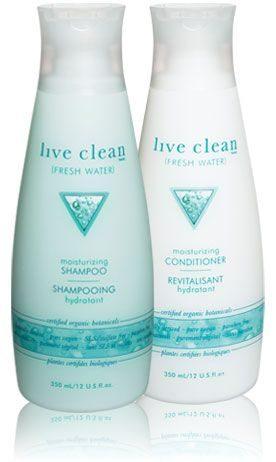 (Fresh Water) Moisturizing Shampoo