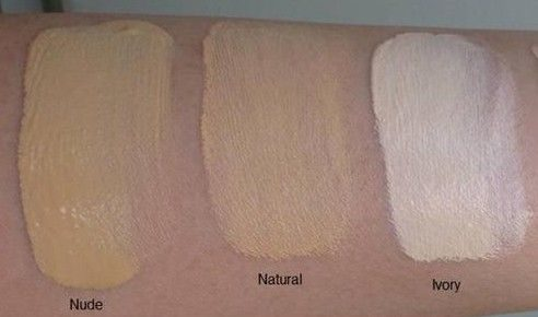 Stay Matte But Not Flat Liquid Foundation – Ivory