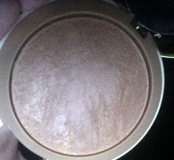 Baked Bronzer in Glow