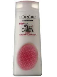 Go 360 Clean Deep Cream Cleanser