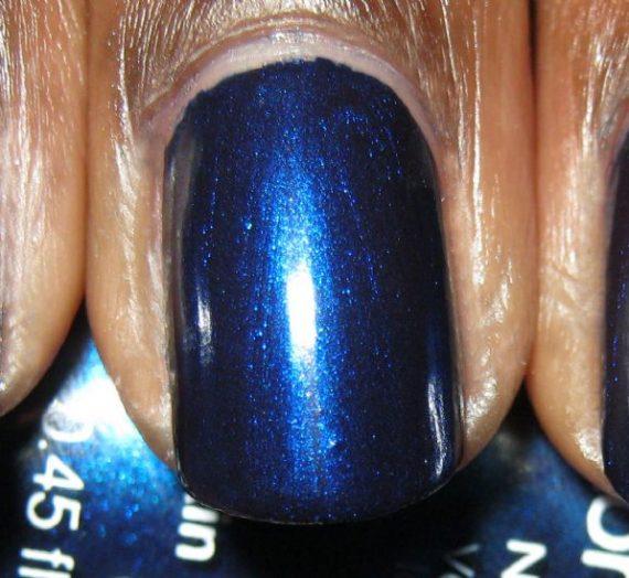 Long Wearing Nail Enamel – Skintight Denim 115