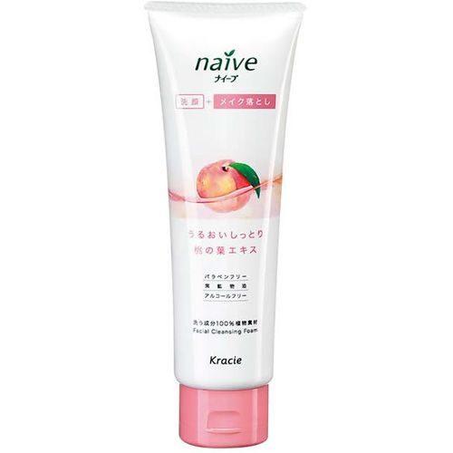 Naive Makeup Cleansing Foam Peach