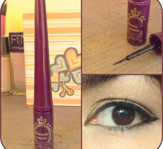Kiss Me Heroine Make Impact Liquid Eyeliner