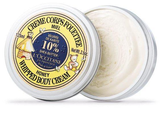 Shea Butter & Honey Whipped Body Cream