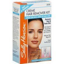 Sally Hansen Creme Hair Remover Kit