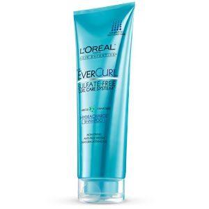 L`Oreal Paris EverCurl Hydracharge Shampoo