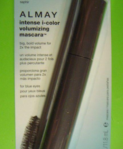 Intense i-color Volumizing Mascara – Sapphire (032)