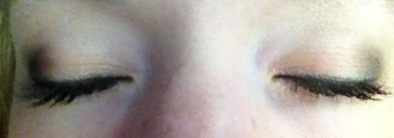 Starry Eyed Baked Eye Shadow Trio in LORACstar