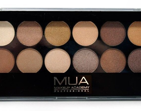 12 Shade Palette – Heaven And Earth