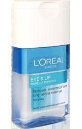 Eye & Lip Make-up Remover