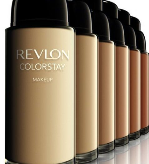 Revlon Colorstay – Time Release Formula with pump