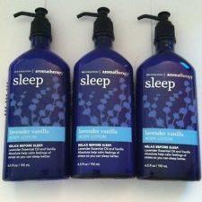 Aromatherapy Lavender Vanilla Sleep