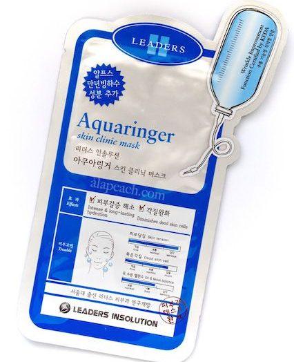 Leader Insolution – Aquaringer Skin Clinic Masks