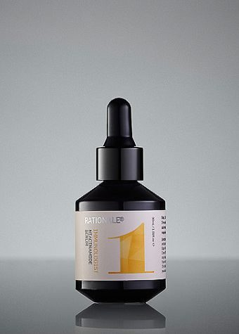Rationale immunologist niacinamide serum