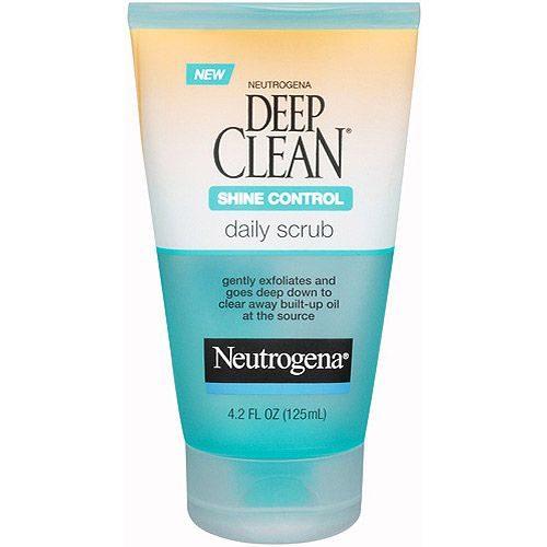 Deep Clean Long-Last Shine Control Daily Scrub
