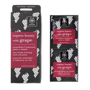 Apivita Express Beauty Mask with Grape