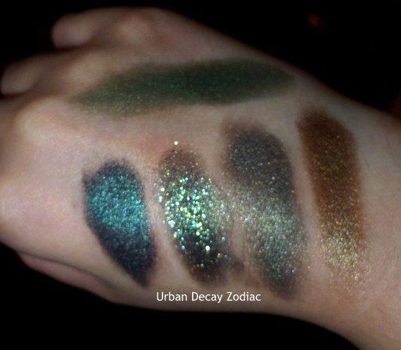 Moondust Eyeshadow in Zodiac