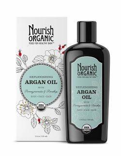Organics – Replenishing Argan Oil