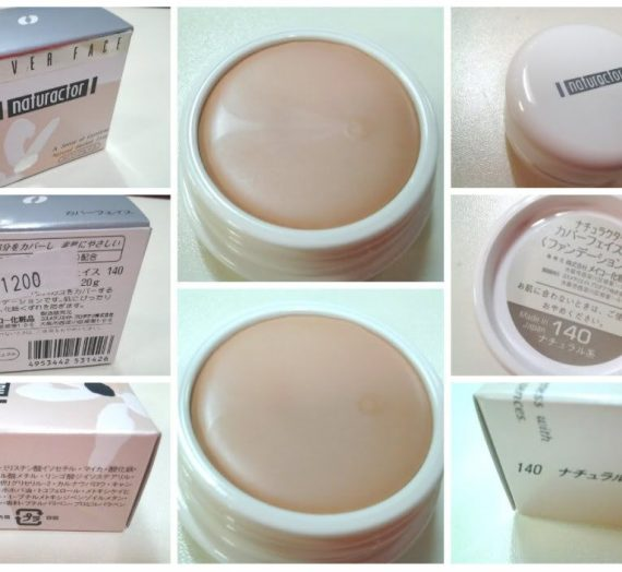 Naturactor Cover Concealer