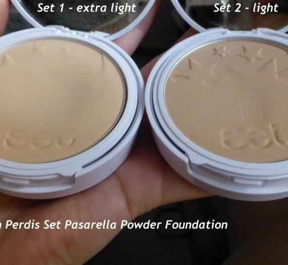 NP Set Pasarella Powder Foundation