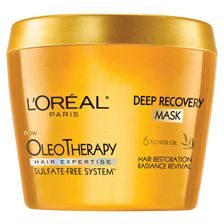 Hair Expertise Oleo Therapy Deep Recovery Mask