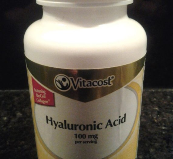 Hyaluronic Acid Supplements (Capsules)