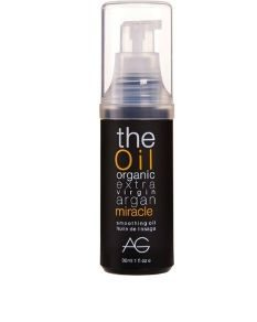 The Oil Extra Virgin Argan Miracle Smoothing Oil