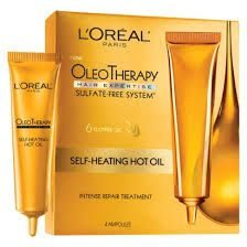 OleoTherapy Self-Heating Hot Oil