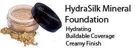 Terra Firma Cosmetics HYDRASILK Loose Mineral Foundation