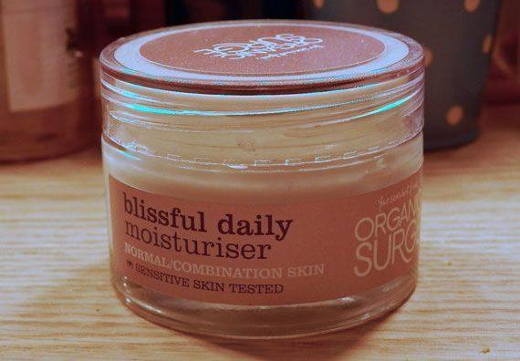 Organic Surge Blissful Daily Moisturiser