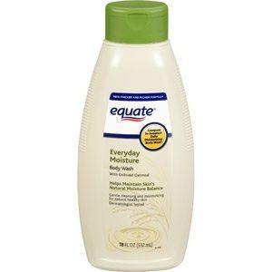 Oatmeal Soothing Body Wash (Aveeno knockoff)
