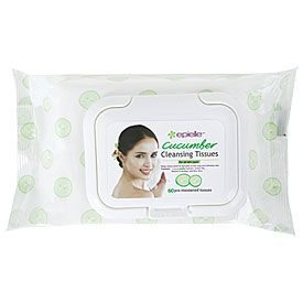 Epielle – Cucumber Cleansing Tissues