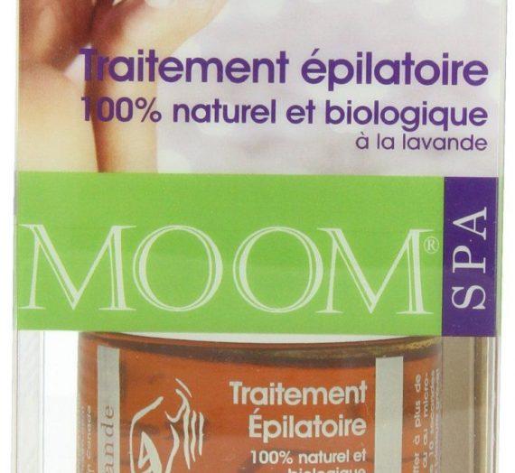 MOOM Nourishing Botanical Hair Remover