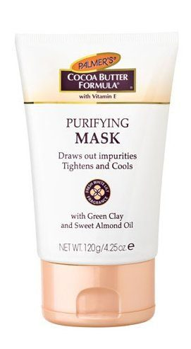 Purifying Mask with Green Clay and Sweet Almond Oil