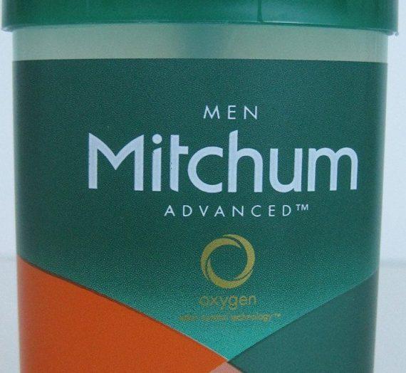 Mitchum Men Unscented Gel Anti-Perspirant & Deodorant