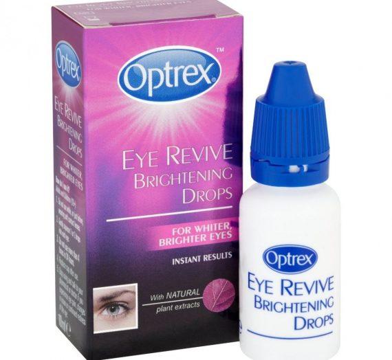Optrex Eye Dew Dazzling Eye Drops